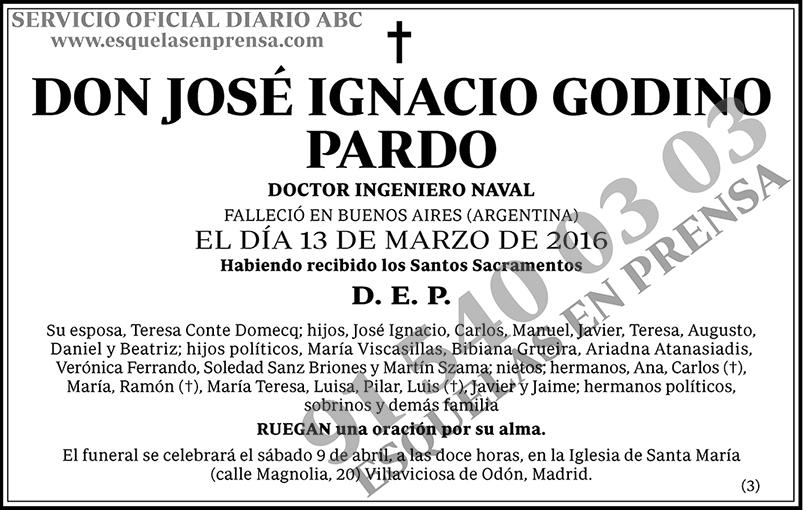 José Ignacio Godino Pardo